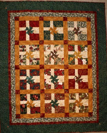 10th Anniversary Quilt